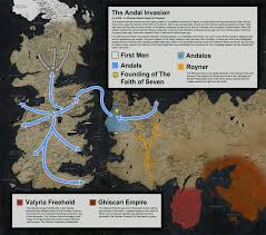 a mapped history of a song of ice and fire album on ur a mapped history of a song of ice and fire