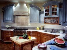 easiest way to paint kitchen cabinetsBest Way to Paint Kitchen Cabinets HGTV Pictures  Ideas  HGTV