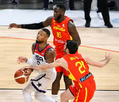 Team USA men's basketball defeats Spain ...