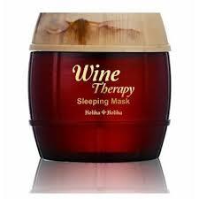 [Holika <b>Holika</b>] <b>Wine Therapy Sleeping</b> Mask #Red 120ml Anti ...