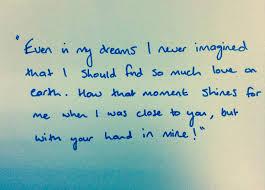 Prince Albert love letter