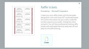 Draw Tickets Template Lottery Ticket Fundraiser Template Cash Raffle Number 50 Numbers 1