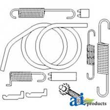560 parts brake repair kit