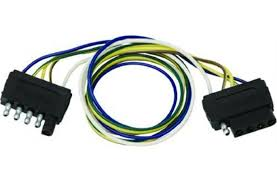 products from wesbar wesbar 5-way flat trailer connector Wesbar Wiring Harness #46