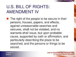 Bill Of Rights Powerpoint Pictures Of Bill Of Rights Amendments 4 Kidskunst Info