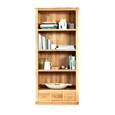 real wood bookshelves 3 shelf oak bookcases large 4 tier bookcase with drawers for unfinished