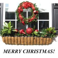 Christmas Window Box Decorations 100 Great Ways to Decorate Your Window Boxes for the Holidays 56