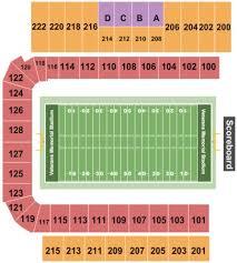 Veterans Memorial Stadium Tickets In Troy Alabama Seating