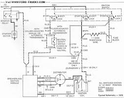 ford 460 starter wiring diagram wiring 1976 Ford F250 Ignition Wiring Diagram Ignition Module Wiring Diagram