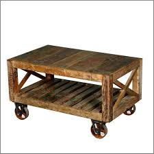 Impressive Old Coffee Table Ideas Coffee Tables Ideas Rustic Table With  Wheels Easy