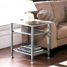 glass top end tables metal glass top end tables metal best glass end tables ideas on glass top end tables metal