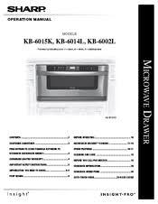 sharp 30 microwave drawer. sharp kb6025ms - 30\ 30 microwave drawer