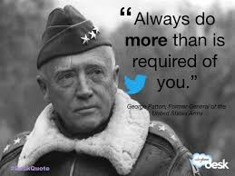 General Patton Quotes Extraordinary George Patton Quotes Politicians On QuotesTopics