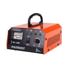 Автомобильное зарядное устройство PATRIOT BCI-22M ...