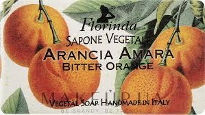 Florinda Sapone Vegetale Bitter Orange - <b>Мыло натуральное</b> ...
