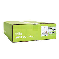 wilko mealworm suet pellet 12 55kg image 1