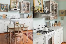 shabby chic kitchen furniture. delighful chic shabby chic kitchen design closer to furniture b