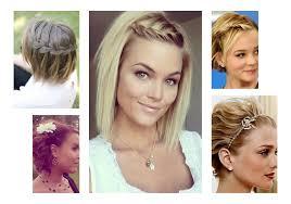 Populaire Jolie Coiffure Pour Cheveux Court Les Coupes De