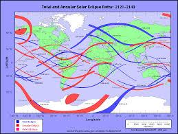 Nasa Solar Eclipse Page