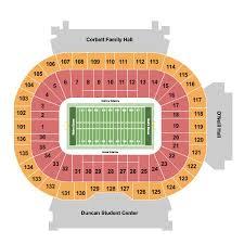 Garth Brooks Atlanta Seating Chart Notre Dame Stadium Tickets And Notre Dame Stadium Seating