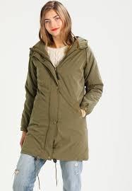 soyaconcept ayla winter coat women clothing coats dark army