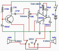 wireless intercom circuit diagram wireless image door phone intercom circuit lm386 circuit diagram world on wireless intercom circuit diagram