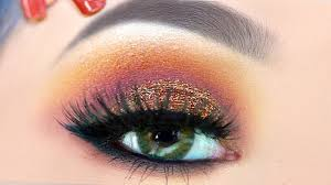 the best fall smokey eye makeup tutorial you need to try the key for blending like a pro