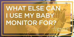 Alternative uses for the Evoz WiFi Baby Monitor: what we watch when ...