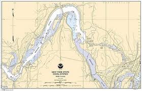 Noaa Charts Erie Canal Oswego Canal And Champlain Canal Guide