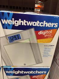costco 1170723 weight watchers digital glass scale name