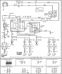 mazda gtx wiring diagram mazda wiring diagrams