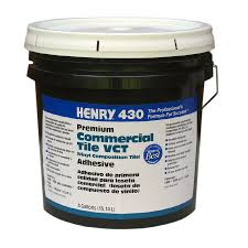 henry 430 clearpro vct flooring adhesive 4 gallon
