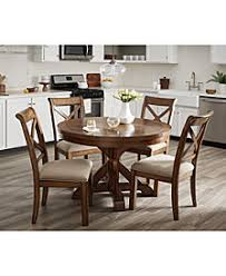 rustic dining table and chairs. Mandara Round Kitchen Furniture Collection Rustic Dining Table And Chairs