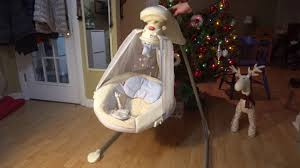 Baby Swing With Light Canopy Fisher Price Starlight Papasan Cradle Swing Review Quick Overview