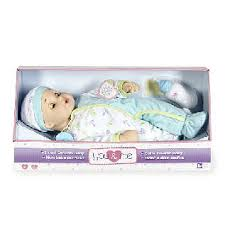 Toys R Us, 5F63D4A, You & Me Sweet Dreams 18 Inch Baby Doll - Blue ...