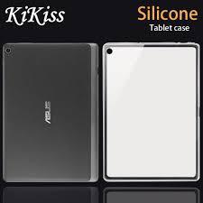 Kikiss Ốp Lưng Silicon Cho Asus ZenPad 10 Z301m 10.1 Zen Pad 3S 10.0 8.0 C  7.0 FonePad 7 8 Fone Tab TPU Mềm Máy Tính Bảng Cover|Vỏ máy tính bảng &  e-book