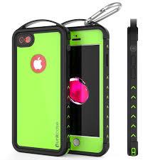 Green Light On Iphone Screen Iphone 8 Waterproof Case Punkcase Alpine Series Light