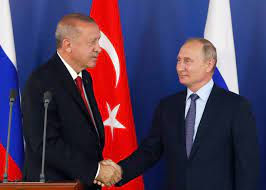 Putin Plays Erdogan Like a Fiddle – Foreign Policy