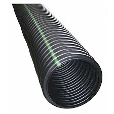 3 x 10 ft corrugated drainage pipe