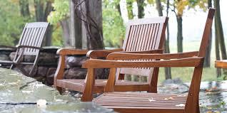 diy maintenance cleaning your teak wood patio furniture