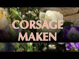 Heb Corsages Corsage Maken Uitleg Corsage Maken