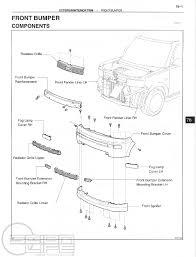 Removing the bottom lip scion xb rh clubxb 2012 ford focus front bumper diagram 2001 toyota camry front bumper parts diagram