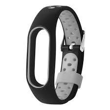 <b>TAMISTER</b> M2 Pro Mi Band 2 Watch Strap Gray