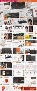 Modern Powerpoint Template Free Belvish Abstract Modern Powerpoint Template Free