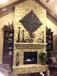 faux rock fireplace best rustic fireplace mantels ideas on faux rock fireplace makeover