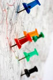 Map Pins From Omnimap