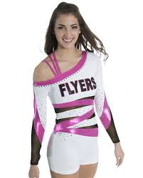 Design Your Own Cheerleading Uniform Us 319 2 5 Off 2018 High Quality Wholesale Cheerleader Uniforms Custom Design Your Own Cheerleading Uniform In Cheerleading Uniforms From Sports