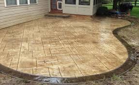 stamped concrete patio. Stamped Concrete Patio Mason Ohio
