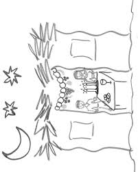 Small Picture Sukkah coloring page Sukkot Ideas Traditions Pinterest