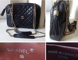 chanel vintage bag. fake vintage chanel camera bag with tassel a